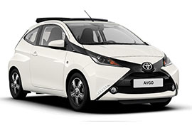 Cat-A Toyot Aygo